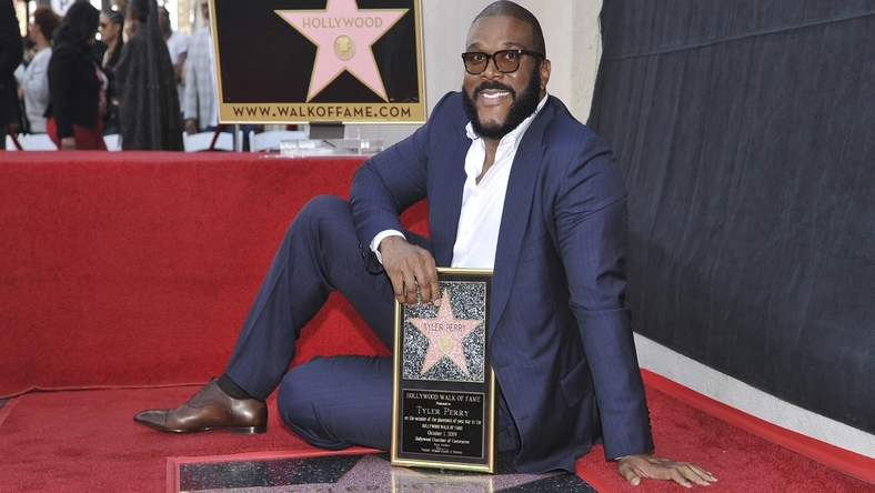 Hollywood Filmmaker Tyler Perry Set To Receive Humanitarian Award From The Academy.