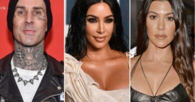 Kim Kardashian reacts to reports