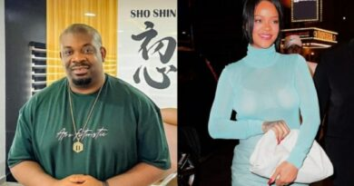 Rihanna rejects Don Jazzy's Love Proposal