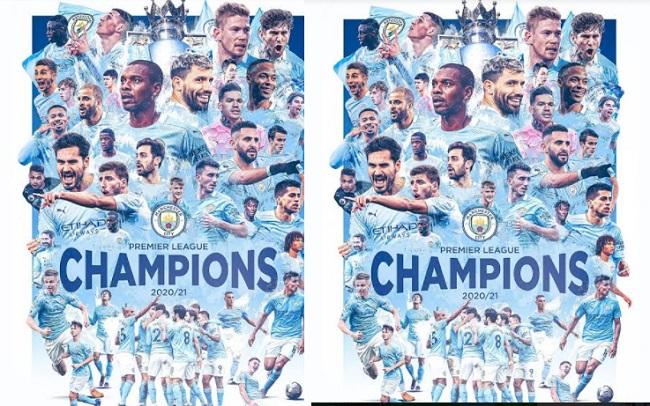 Manchester City wins Fifth English Premier League Title