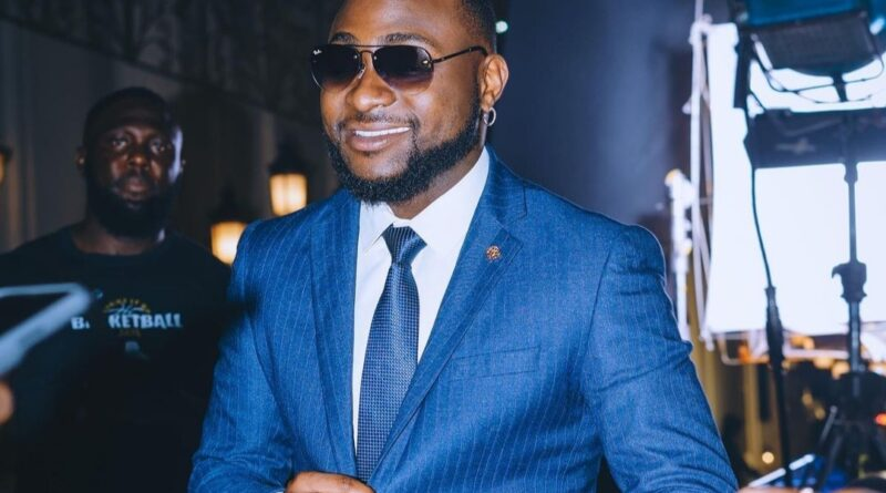 Davido named 'Most Searched Male Musician'