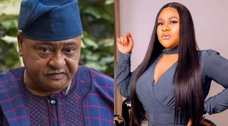 Jide Kosoko made a public threat to my life. - Actress Nkechi Blessing