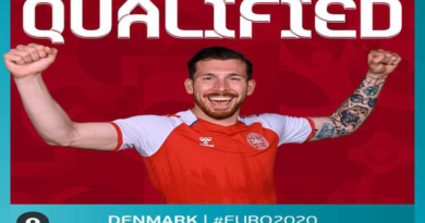 Euro 2020: Denmark seals dramatic qualification to the round of 16