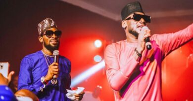 D'Banj and 2Baba Team up