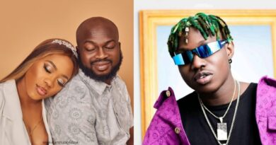 Zlatan reacts to Video Vixen, Bolanle and her husband's Separation