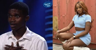 Nigerian Idol Contestant Rejected