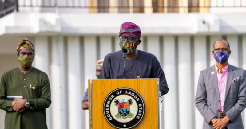 Lagos announces restriction of movement
