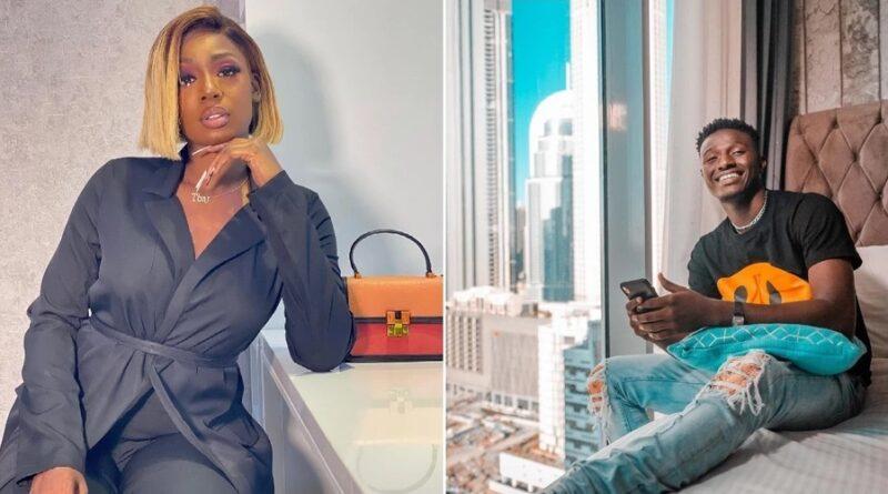 Nasty Blaq sparks relationship rumor with BBNaija star, Tolanibaj