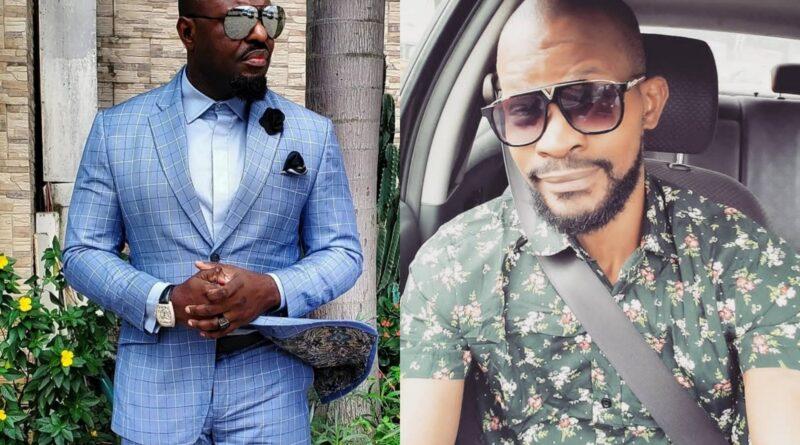 Jim Iyke attacks Uche Maduagwu