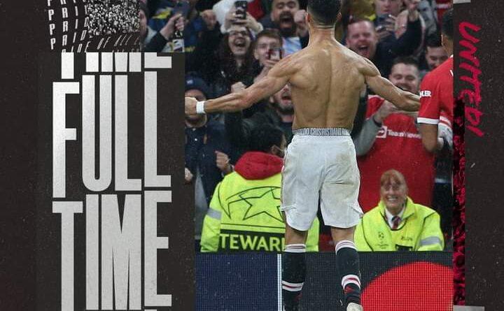 Ronaldo grabs vital stoppage-time