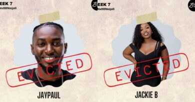 Jaypaul and Jackie B have been evicted