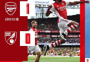 Arsenal record first EPL win