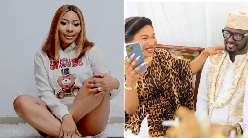 """""""I know the real story and I will say it with my full chest"""" – Actress Doris exposes Kpokpogri"""
