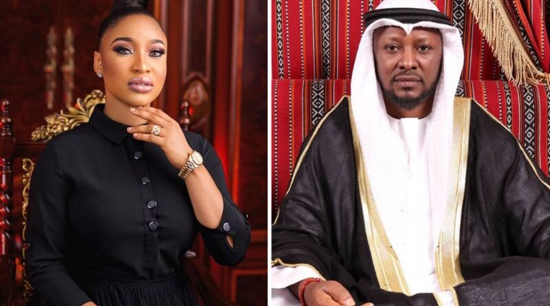 I never promised Tonto Dikeh marriage