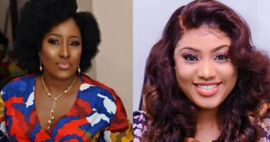Actress Ireti Doyle's Daughter caught in Scam scandal