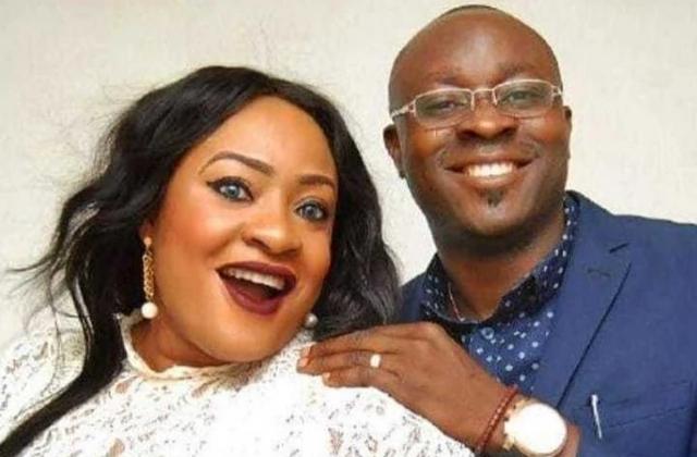 Actress Foluke Daramola Salako's husband denies reports