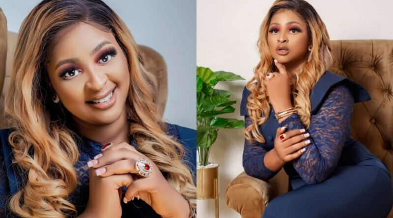 Actress Etinosa replies trolls questioning her source of income